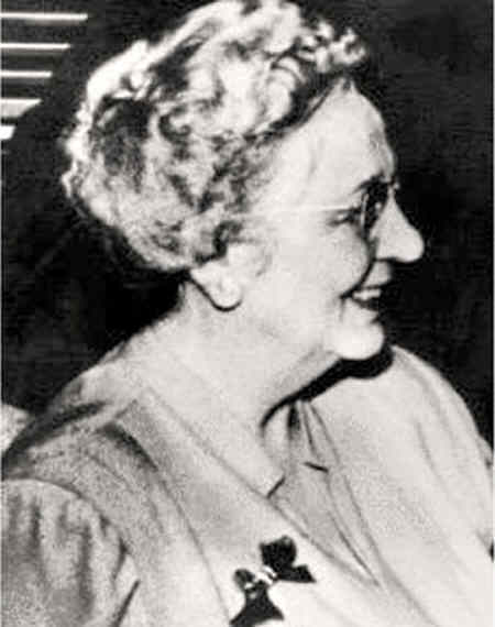 spontaneous human combustion of Mary Hardy Reeser
